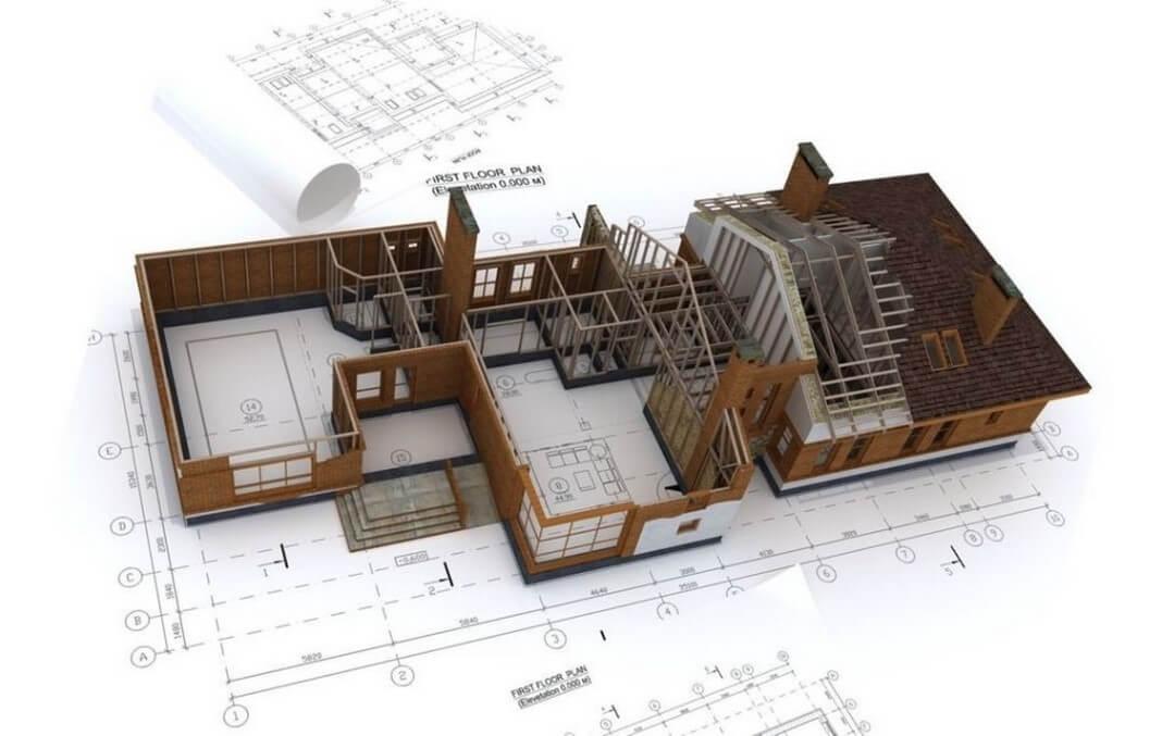 Tehnicheskij plan doma Технический план дома